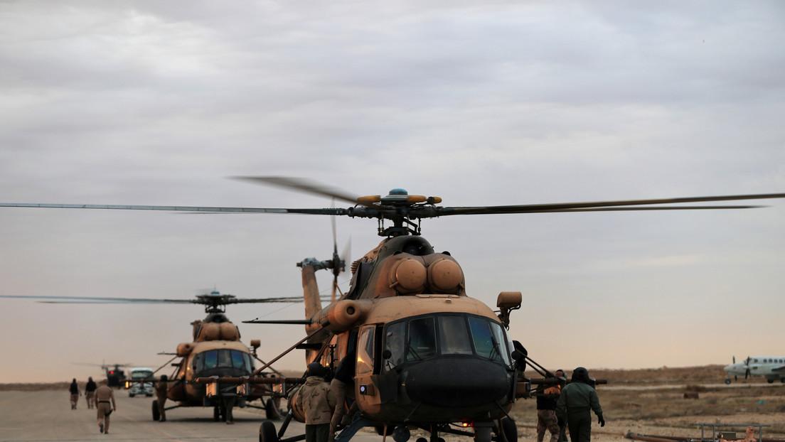 """El Pentágono confirma que Irán lanzó """"una docena de misiles"""" contra dos bases en Irak que albergan fuerzas de EE.UU."""