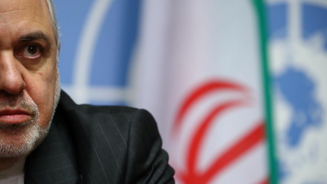 """Canciller iraní: """"Adoptamos medidas proporcionales en defensa propia"""" contra las acciones de EE.UU."""