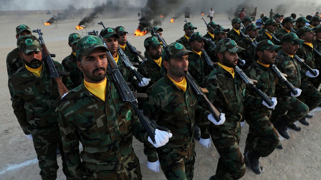 """Milicias iraquíes amenazan con enviar de vuelta a las tropas de EE.UU. """"en ataúdes"""""""