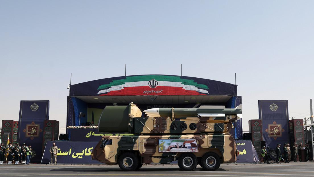 Resultado de imagen para misiles de iran