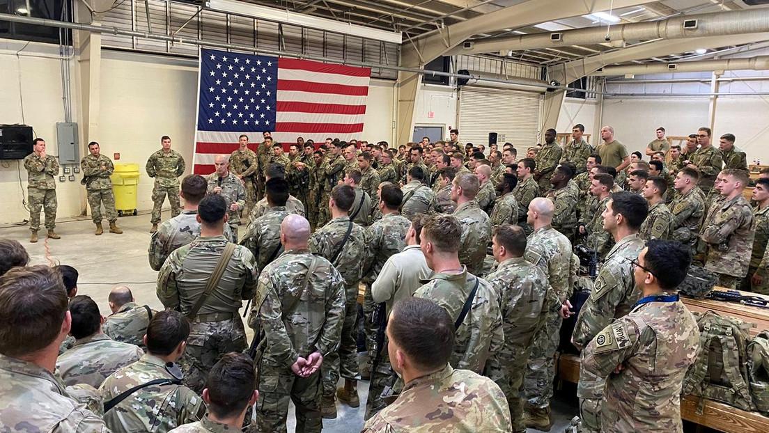 Kuwait niega haber recibido una carta oficial de EE.UU. con un anuncio sobre la retirada de parte de sus tropas