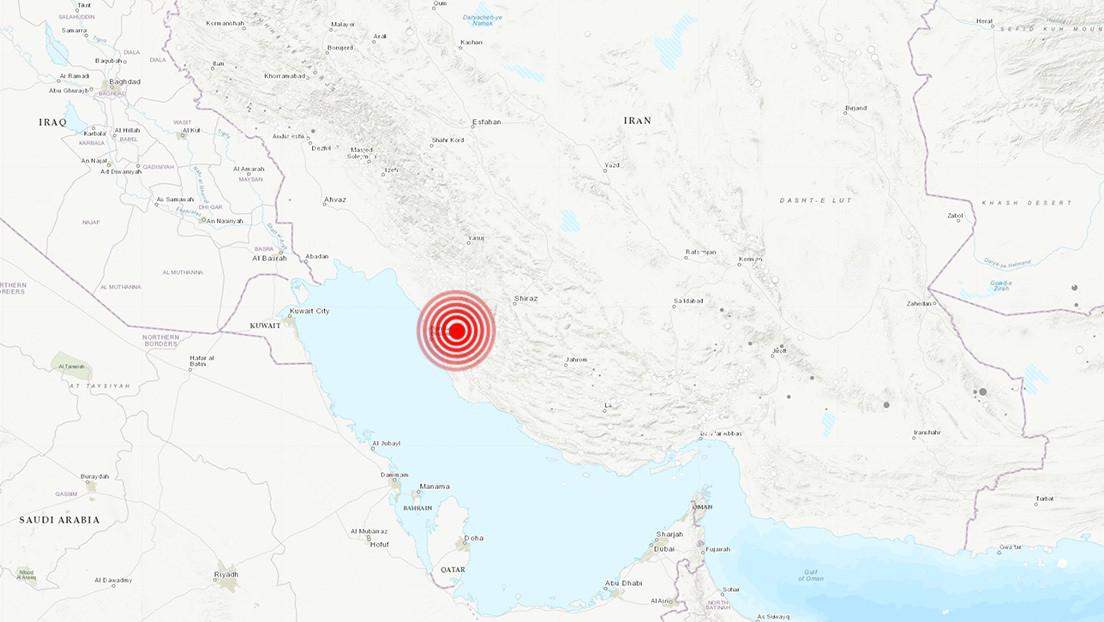 Se registra un segundo sismo de magnitud 4,5 cerca de la planta nuclear de Bushehr en Irán