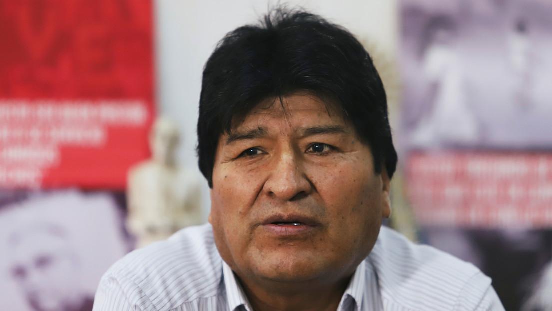"""Morales, sobre la decisión de Trump de declarar """"vital"""" la ayuda de EE.UU. a Bolivia: """"Quieren que volvamos a ser su patio trasero"""""""
