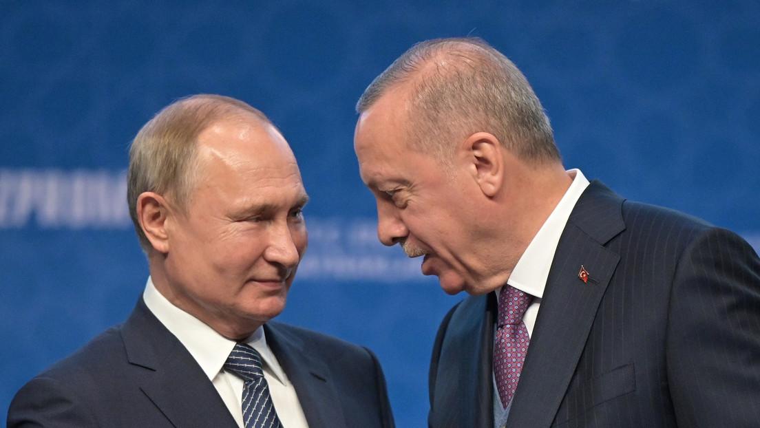 """Putin y Erdogan tachan de """"arriesgado"""" e """"ilegal"""" el asesinato de Soleimani y rechazan las acciones de EE.UU. en el golfo Pérsico"""