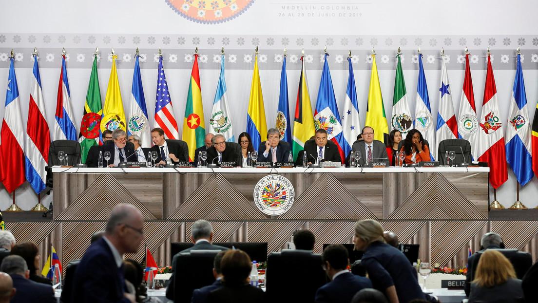 """La OEA convoca una reunión extraordinaria para discutir """"los sucesos recientes"""" en Venezuela"""