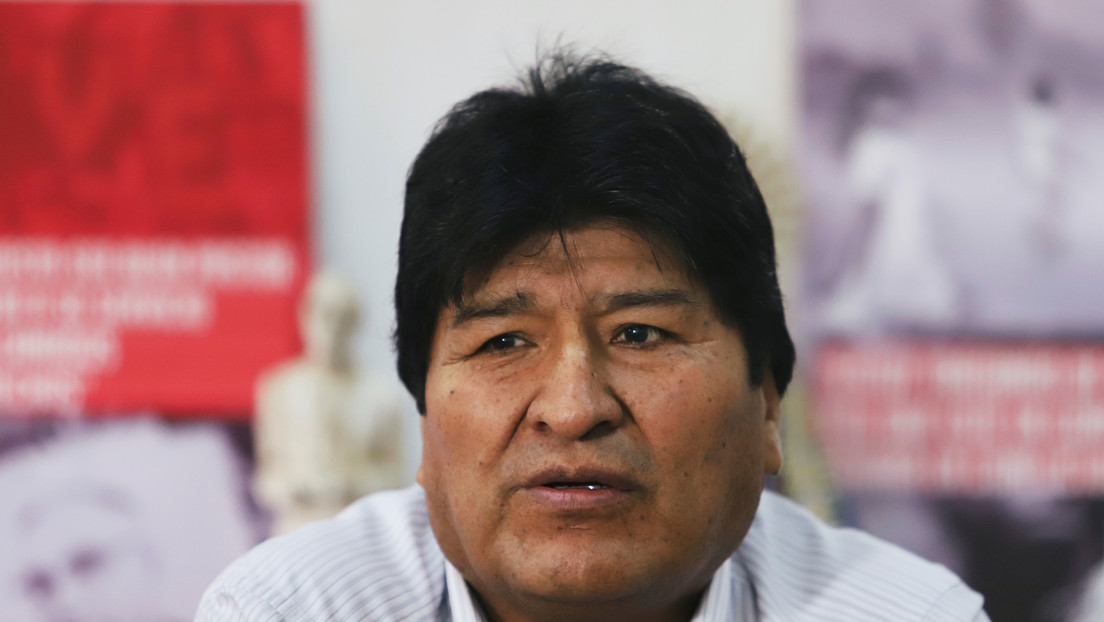 Un senador chileno pide detener a Evo Morales si llega a Santiago para participar en un foro sobre derechos humanos