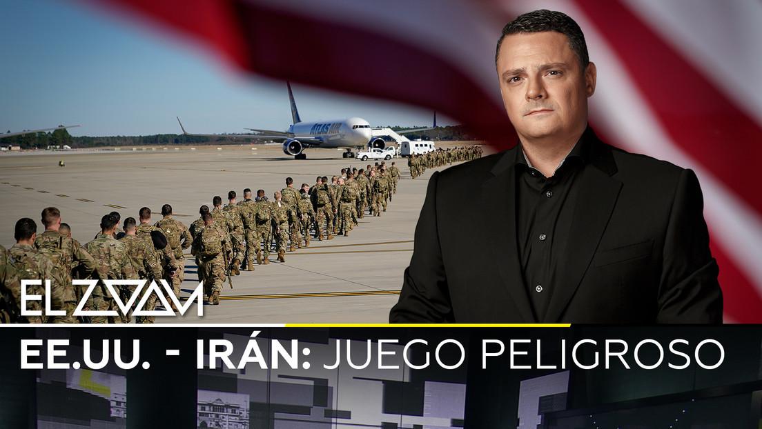 EE.UU. - Irán: Juego peligroso