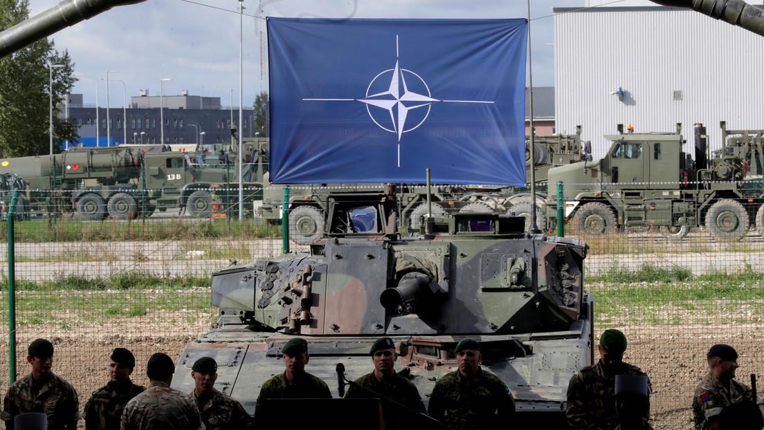 Trump solicita a la OTAN que se involucre más en Oriente Medio