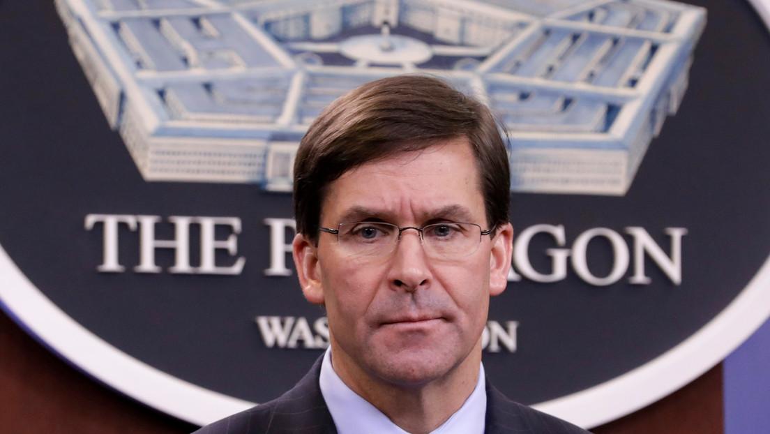 """Pentágono: El Ejército de EE.UU. permanece """"preparado y listo"""""""