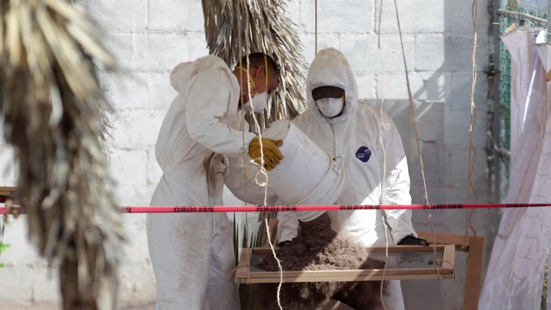 Fiscalía del estado mexicano de Jalisco encuentra una fosa con 18 cuerpos en una finca