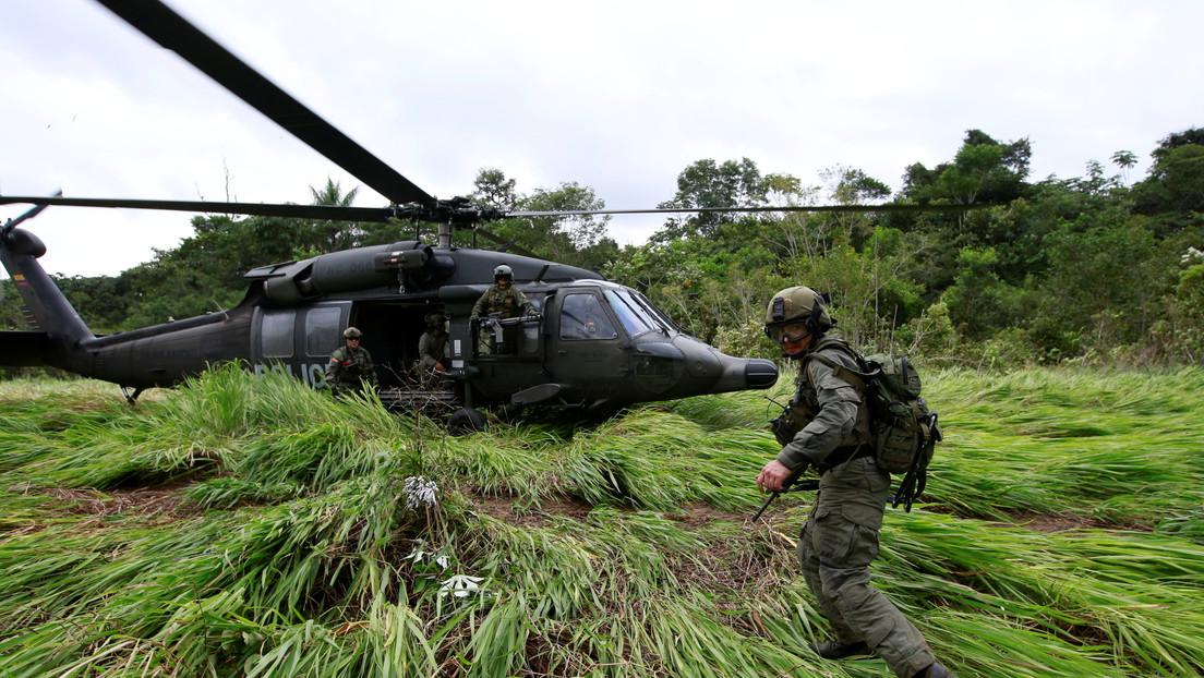 Autoridades colombianas capturan a un 'narco invisible', escondido por 30 años, gracias a la delación de su hijo