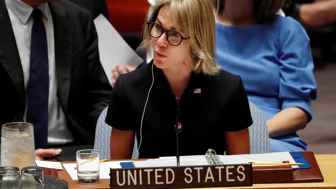 """EE.UU. afirma a la ONU que está """"listo para comprometerse sin condiciones previas"""" en negociaciones con Irán"""