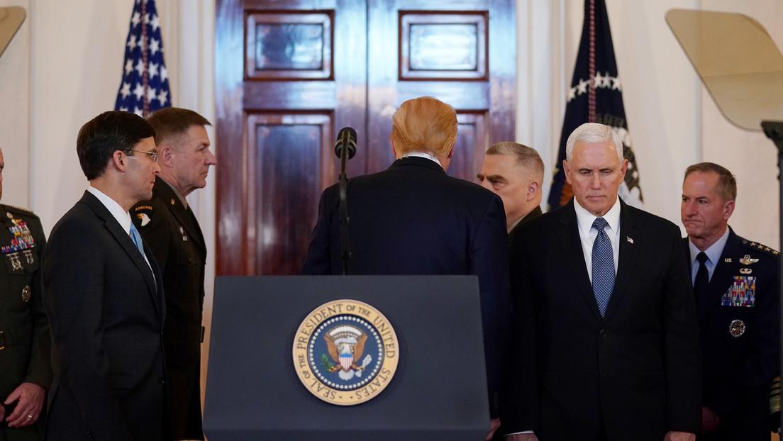 """Experto: EE.UU. no respondió al ataque de Irán para evitar """"el nuevo Vietnam del siglo XXI"""""""