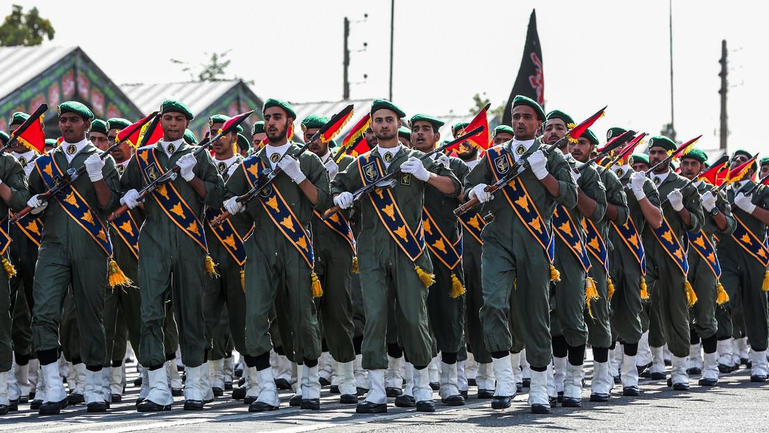 """Un jefe militar iraní: """"Los ataques iraníes con misiles expulsarán a EE.UU. de Oriente Medio"""""""