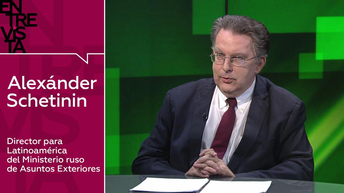 """""""Las turbulencias en América Latina se deben a la política de EE.UU. de reorganizar la región"""""""