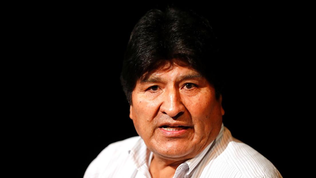 """Bolivia pide a Interpol activar una orden de """"aprehensión internacional"""" contra Evo Morales"""