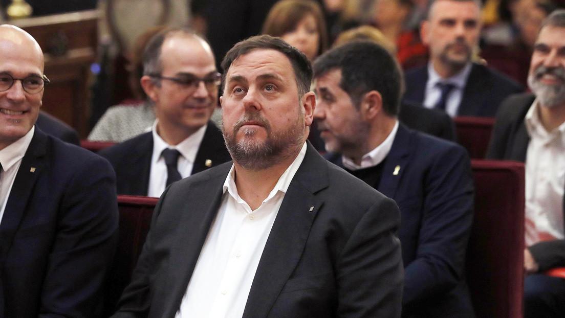 El Supremo de España mantiene la decisión de la Junta Electoral de no reconocer al exvicepresidente de Cataluña como eurodiputado