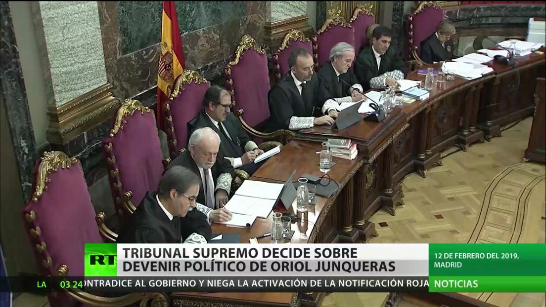 La Justicia de España decide el futuro político de Oriol Junqueras