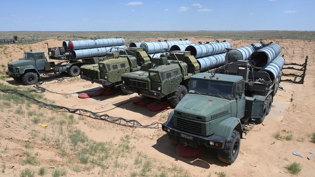 Alto cargo de Irak: Bagdad reanudó negociaciones con Moscú hace meses para comprar sistemas S-300 de Rusia