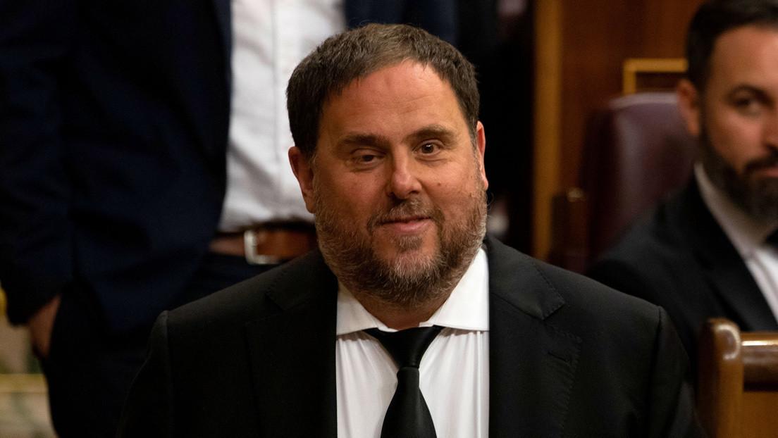 El Supremo de España mantiene en prisión al exvicepresidente de Cataluña y no podrá ejercer como eurodiputado