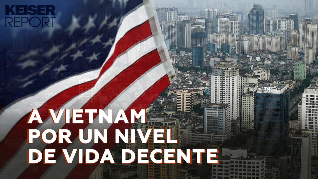 """""""La guerra del Vietnam mereció la pena porque aseguró la jubilación de los estadounidenses en 2020"""""""