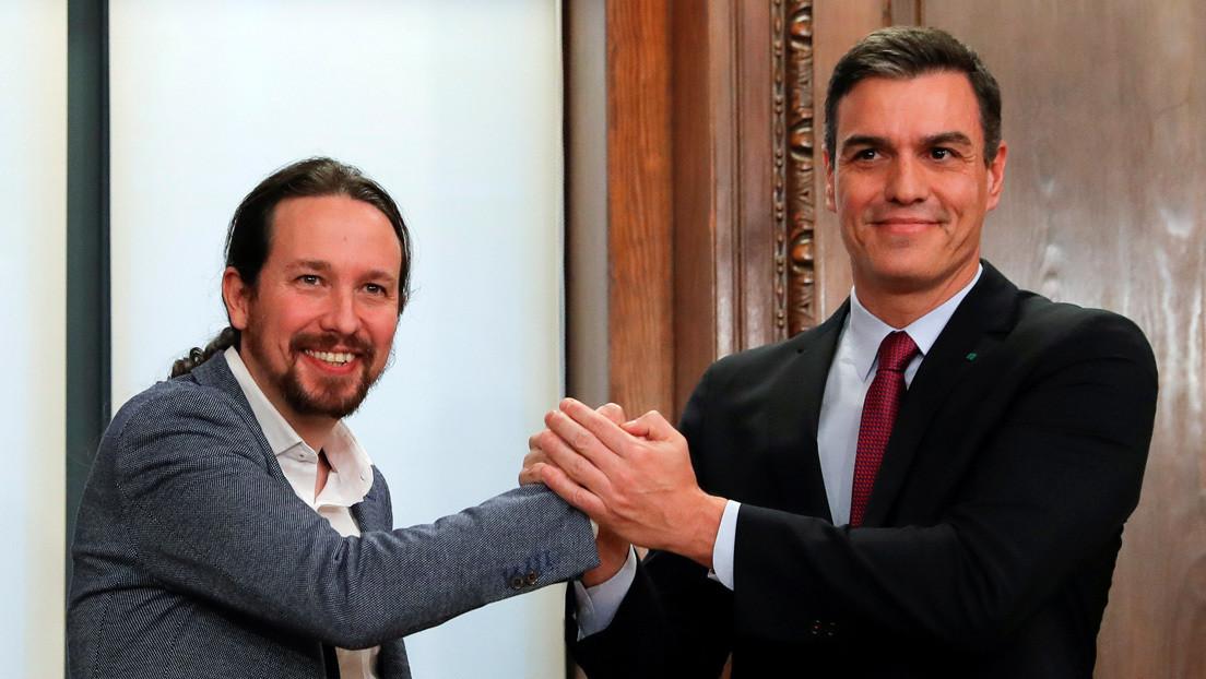 3 peculiaridades que quizás desconoces del gobierno de coalición entre PSOE y Podemos en España