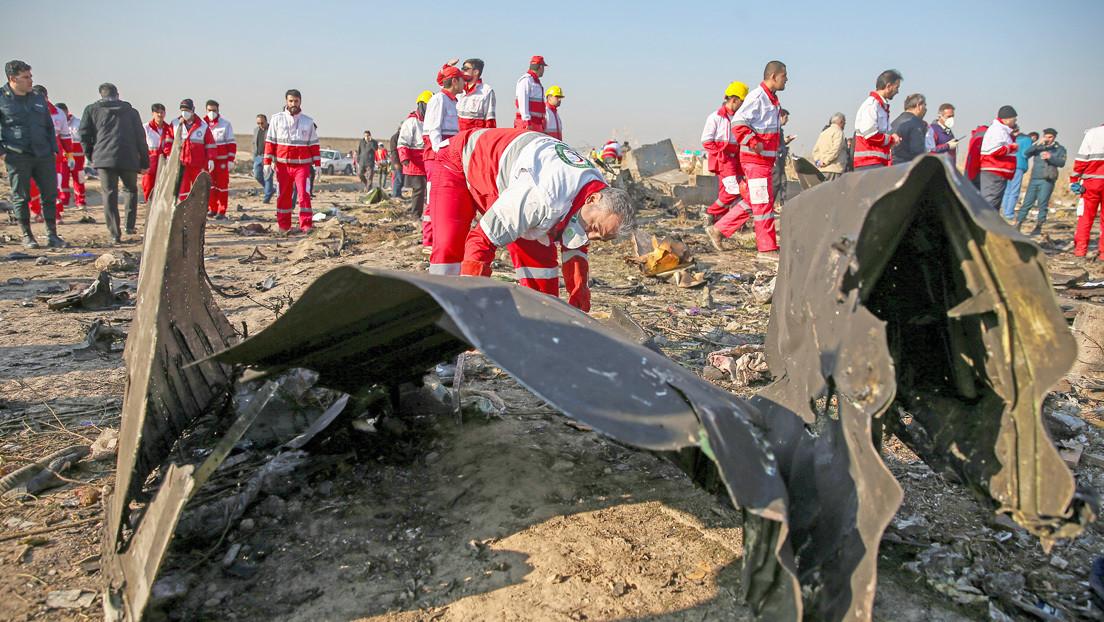 """Trump, sobre el accidente del Boeing ucraniano en Irán: """"Tengo mis sospechas, alguien podría haber cometido un error en el otro lado"""""""