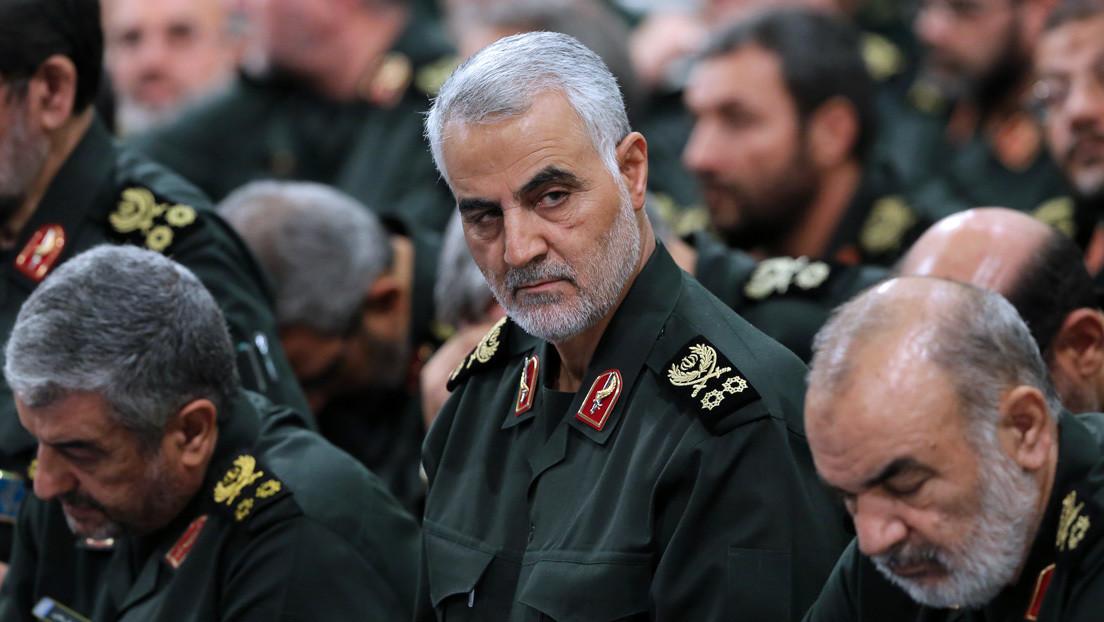 Trump asegura que mataron a Soleimani porque quería explotar la embajada de EE.UU. en Bagdad