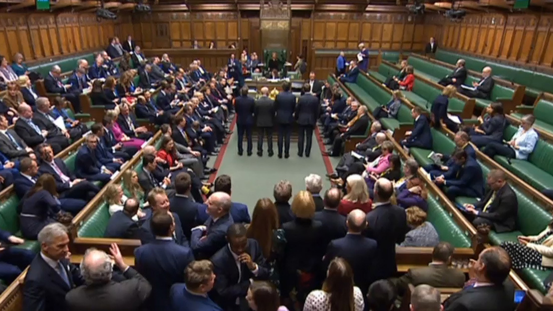 Los diputados del Reino Unido aprueban finalmente el Brexit