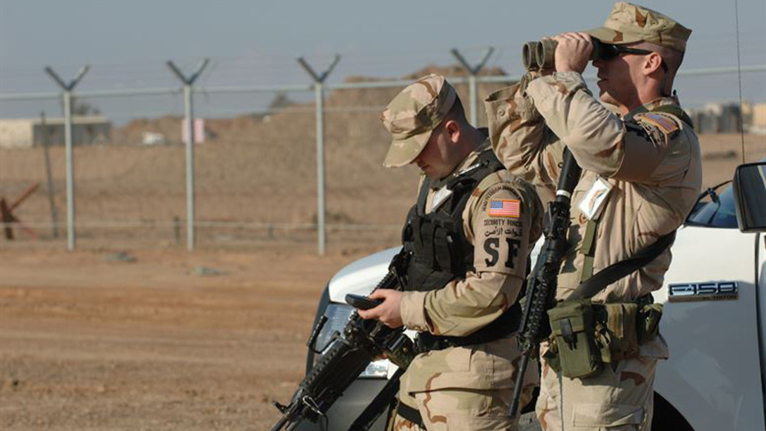 Impacta cohete inmediaciones de base aérea de Irak