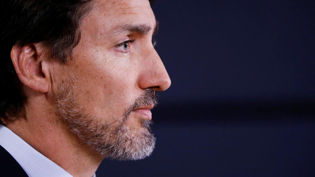 """Trudeau: Irán derribó el Boeing ucraniano, pero pudo haber sido """"involuntariamente"""""""