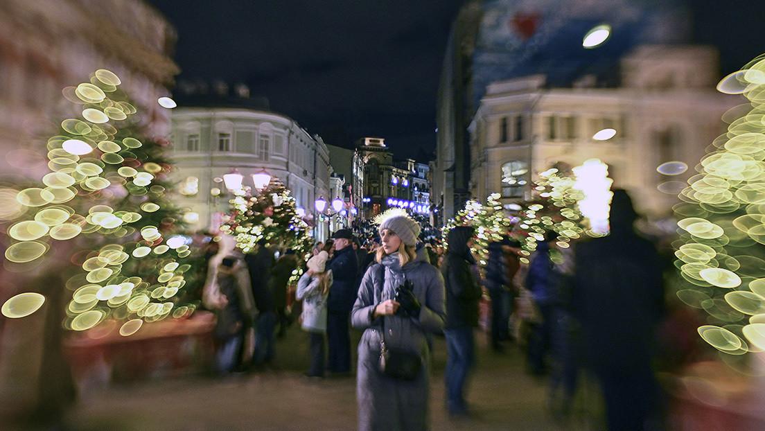 Más de 21 millones de participantes: Moscú extiende su 'Viaje a la Navidad' hasta finales de enero