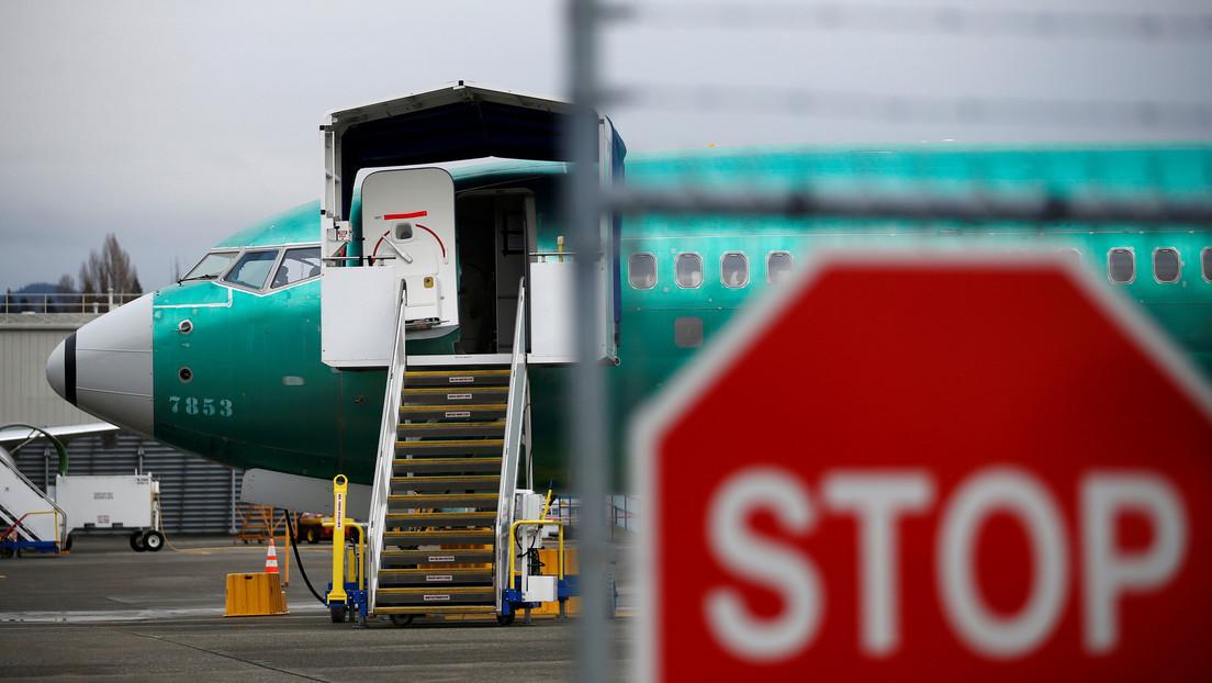 """""""Diseñado por payasos y supervisado por monos"""": Boeing difunde mensajes internos sobre el 737 MAX"""