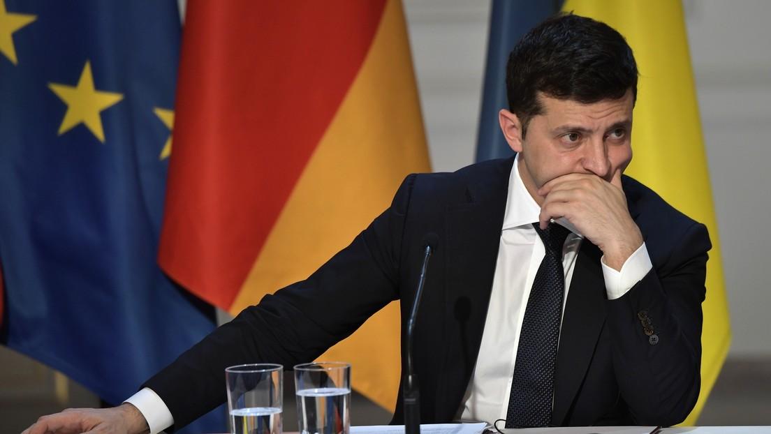 Zelenski pide a EE.UU., Canadá y Reino Unido que aporten pruebas sobre el accidente del Boeing ucraniano en Irán