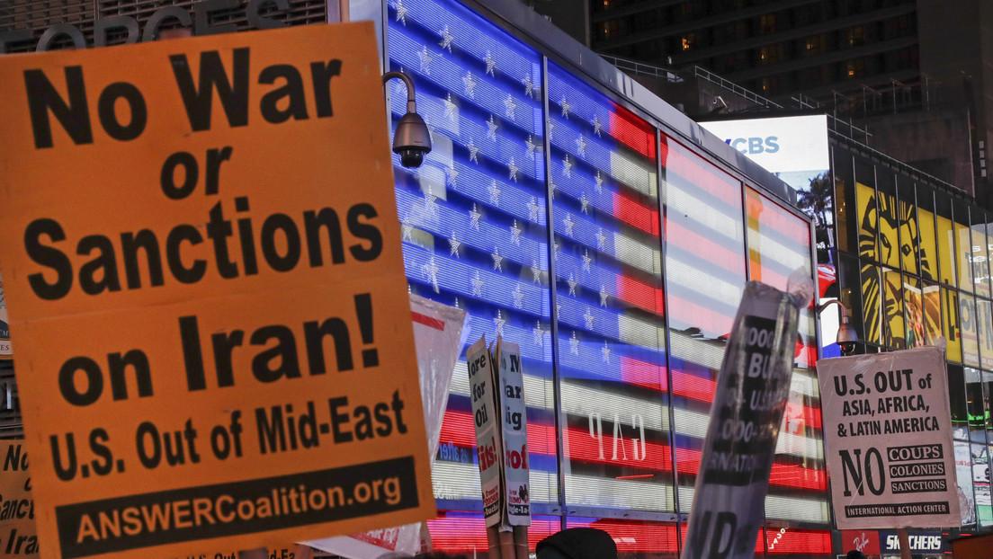 """Irán sobre su ataque: """"Comienza el proceso con el que los pueblos de Oriente Medio se liberarán de EE.UU."""""""