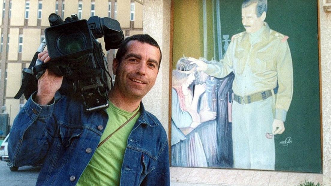 La Audiencia Nacional de España ordena indemnizar a la familia de José Couso, el cámara asesinado en Irak en 2003