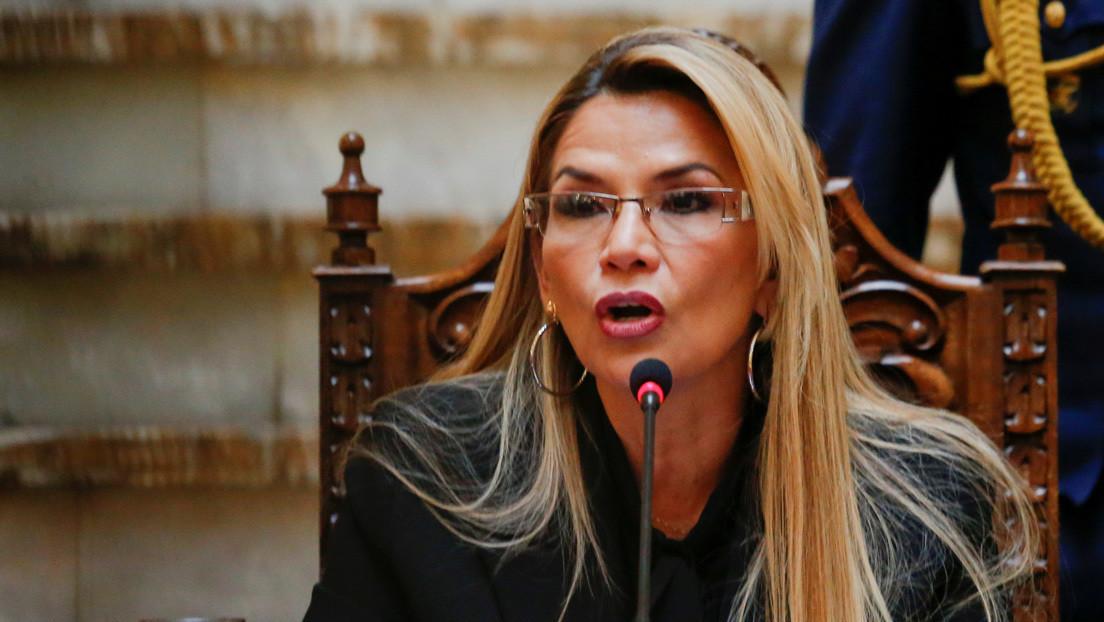 """Jeanine Áñez asegura que quiere mantener """"relaciones de amistad y respeto mutuo"""" con España y México"""