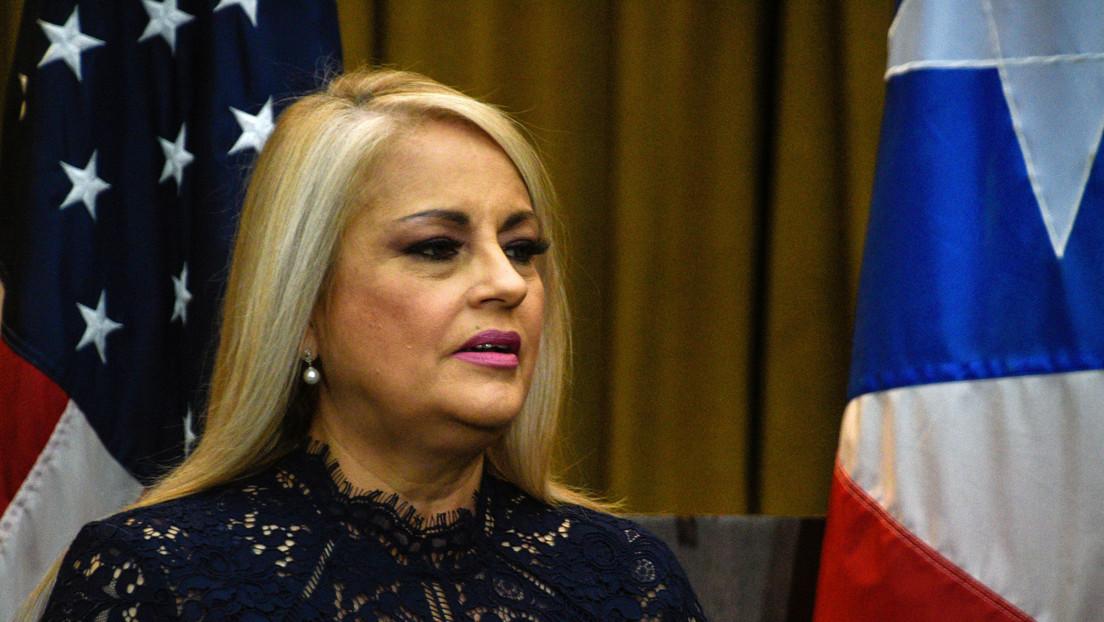 """""""Urgí el desembolso de fondos de emergencia"""": Gobernadora de Puerto Rico habla por teléfono con Trump"""