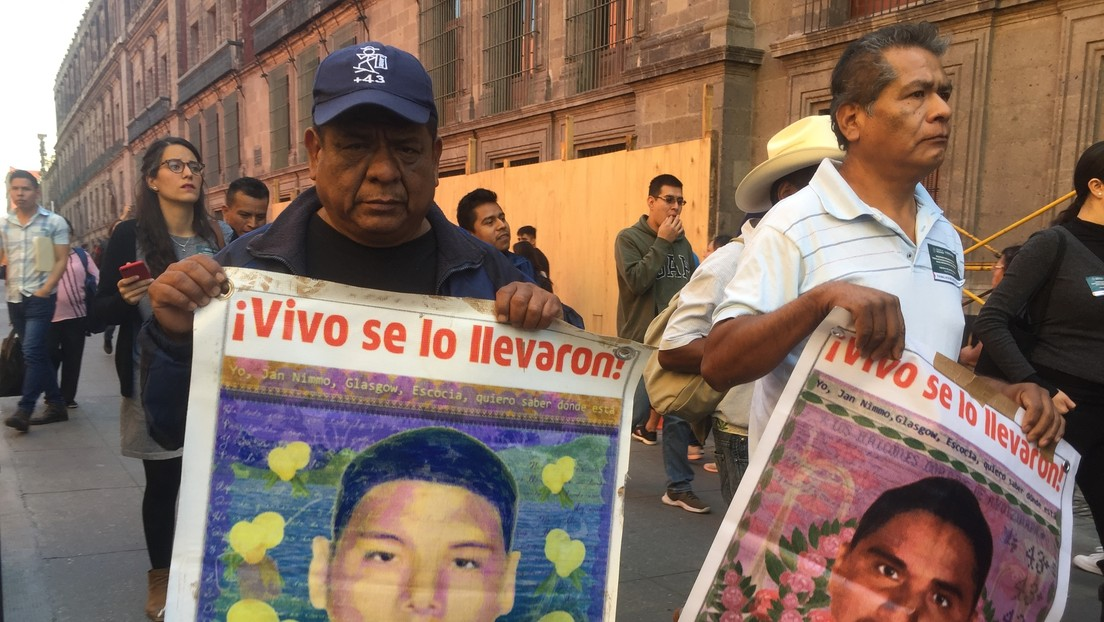 """""""Las condiciones hoy son diferentes, la voluntad política existe"""": Familiares de los 43 de Ayotzinapa renuevan su esperanza en la justicia mexicana"""
