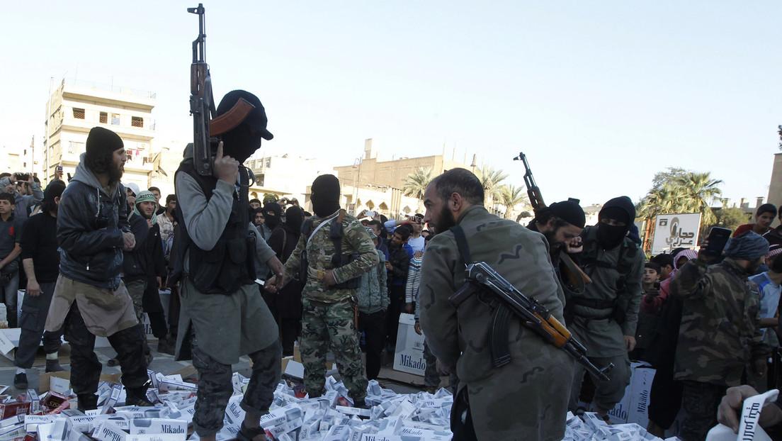 """El Estado Islámico celebra el asesinato de Soleimani como una """"intervención divina"""" que los ayudará a levantarse nuevamente"""
