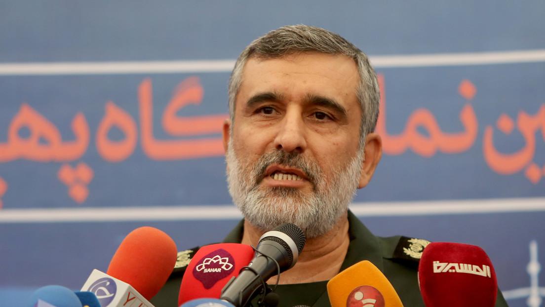 """""""Deseé estar muerto"""": Un comandante de la Guardia Revolucionaria de Irán asume la completa responsabilidad por el derribo del avión ucraniano"""