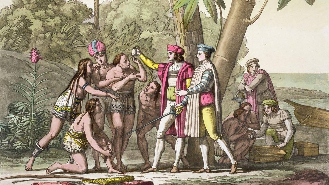 Un nuevo estudio da la razón a Colón: aborígenes caníbales ya estaban en el Caribe en 1492