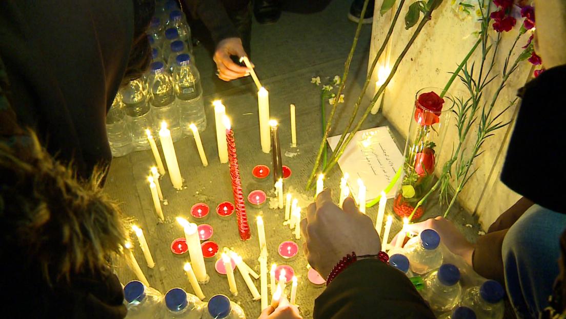 VIDEOS: Protestas y vigilias en universidades de Irán tras admitir Teherán que derribó el avión ucraniano