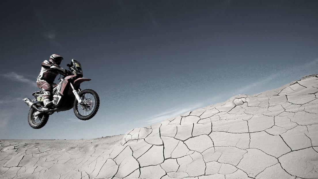 Muere el piloto de motos Paulo Gonçalves durante el Rally Dakar