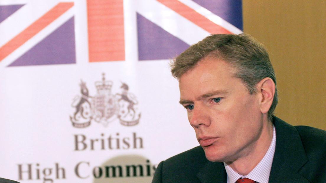 Irán confirma la detención del embajador de Reino Unido y su posterior liberación tras ser identificado