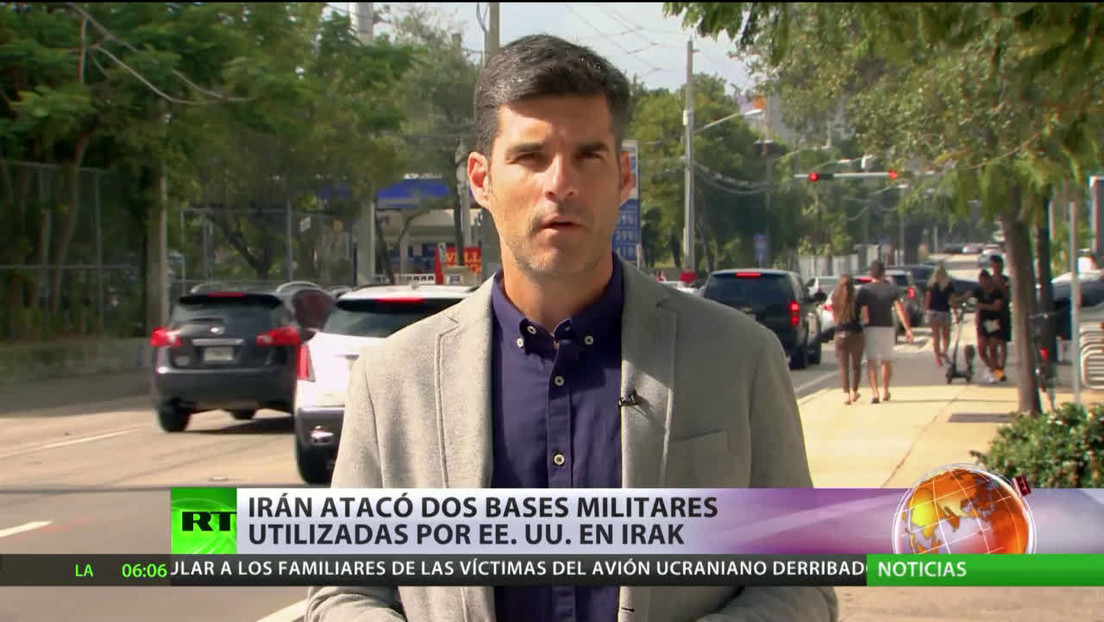Las tensiones entre EE.UU. e Irán derivaron en el ataque iraní contra dos bases aéreas iraquíes
