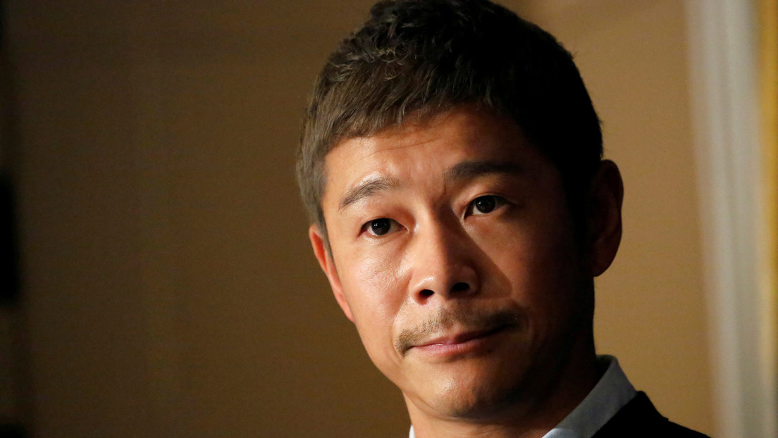 Millonario japonés busca novia para ir a la Luna