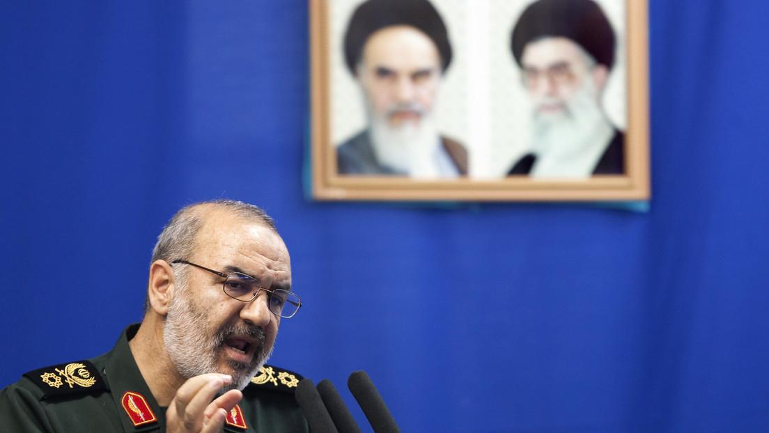 La Guardia Revolucionaria de Irán afirma que no buscaba matar soldados de EE.UU. en el ataque con misiles