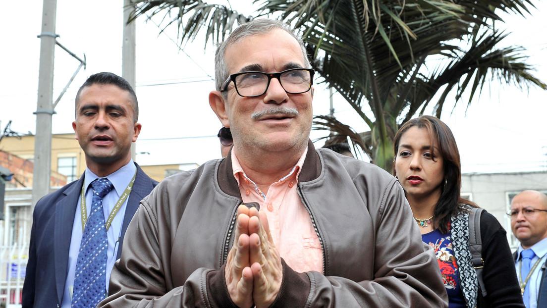 La Policía de Colombia frustra un atentado contra 'Timochenko', líder del partido FARC