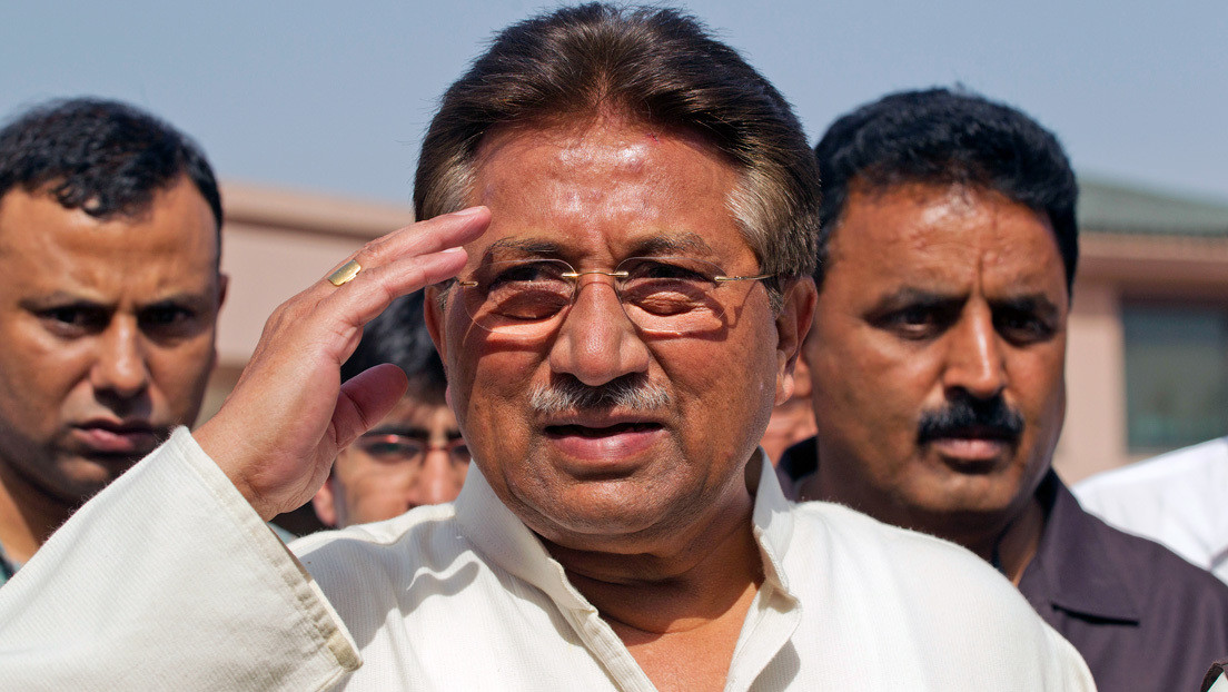 Tribunal de Pakistán anula la sentencia de muerte al expresidente Musharraf